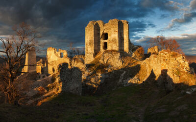 Zaujímavé fakty o slovenských hradoch a zámkoch